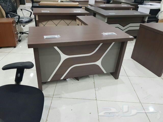 مكاتب رسمية ادارية كراسي برام كنب اثاث مكتبي