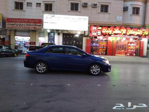 رش مطفي رش جنوط جميع انواع السيارات ضمان سنه