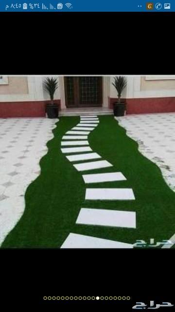 تصاميم وتنسيق الحدائق