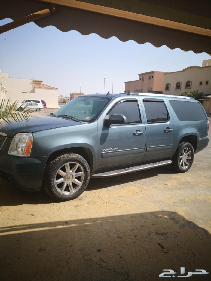 للبيع جمس 2010 دبل اماراتي
