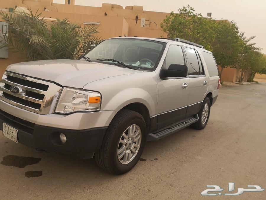 الرياض - سيارة فورد اكسبيديشن
