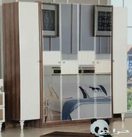 غرفة نوم تركية مودرن مع مرتبة هدية