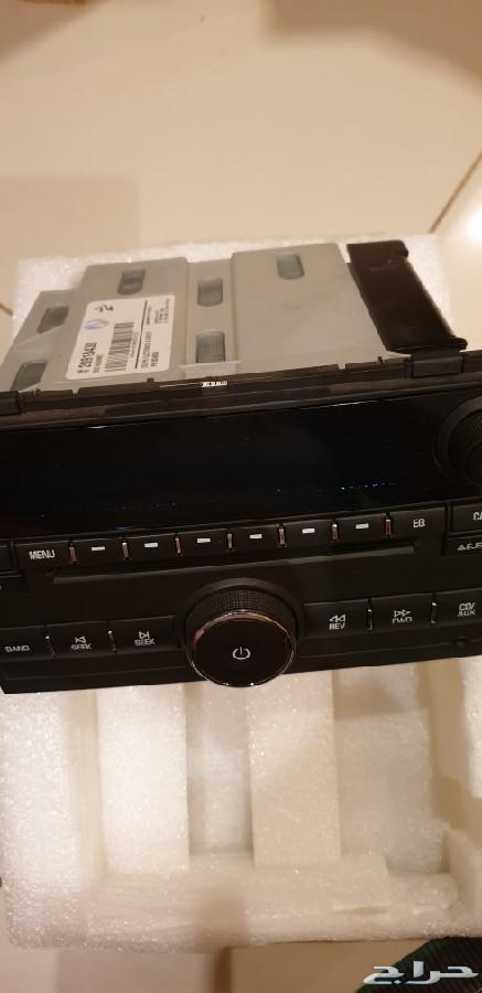 راديو و مشغل سي دي تاهو 2010