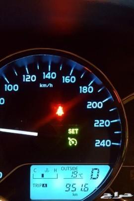 مثبت سرعة لسيارات تويوتا كورولا