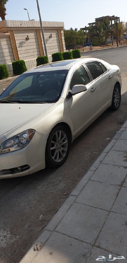 سيارة ماليبو 2011 للبيع تشليح