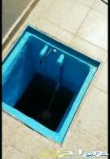 تنظيف خزانات تعقيم المياه السعر 250ريال