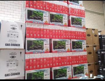 شاشات تلفزيون LED سمارت فل HD و 4k