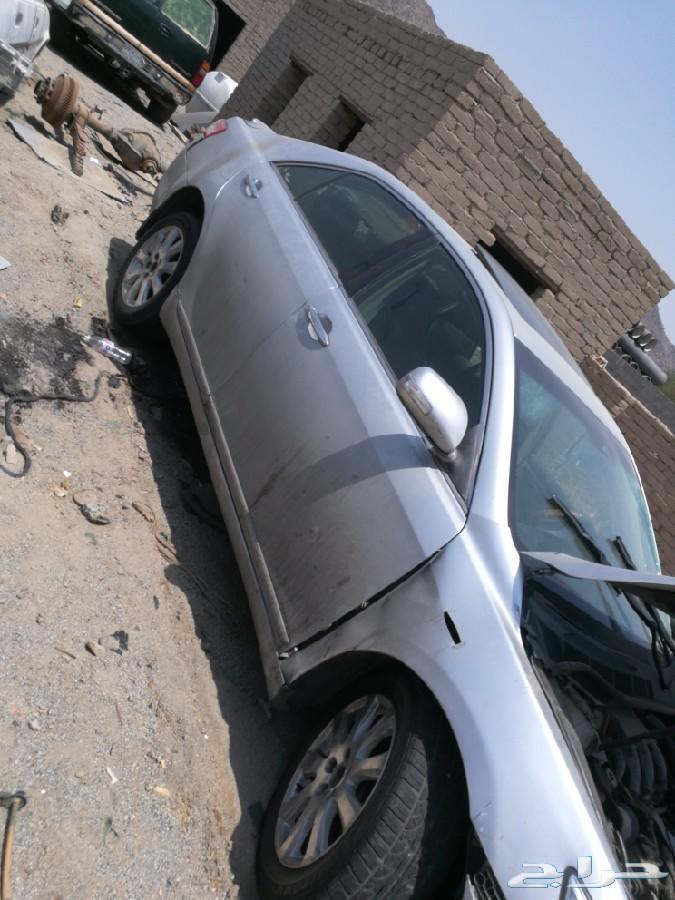 كامري 2008 6V تشليح (قطع فقط)