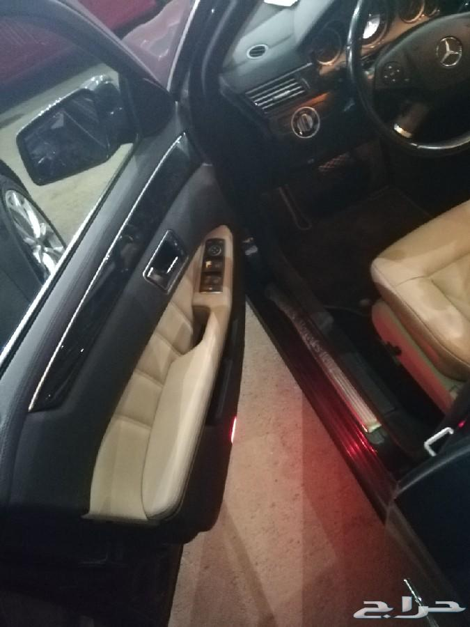 مريدس E300 موديل 2012