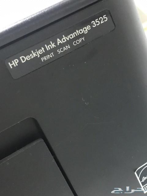 طابعة HP deskjet Ink advantage 3525 n