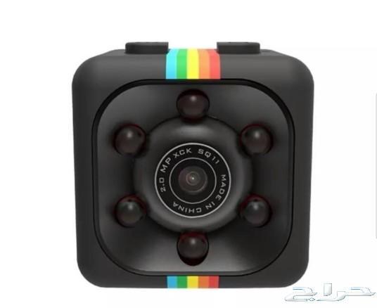 كاميرا صغيرة