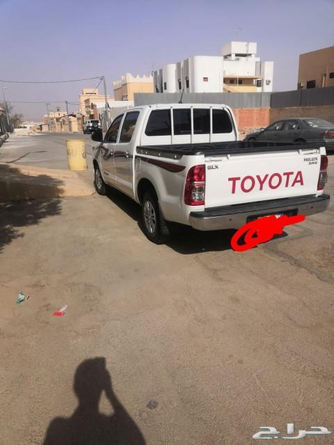 الرياض - هايلكس 2014 خليجي فل