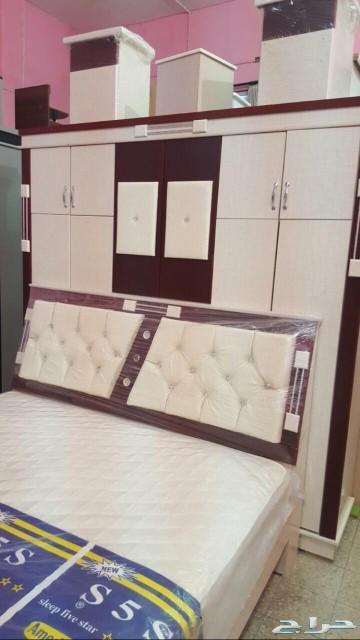غرف نوم وطني جديده مع التوصيل والتركيب 1400