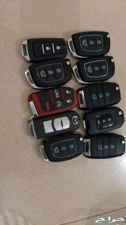 مفتاح سيارتك ضايع او تبغى اسبير