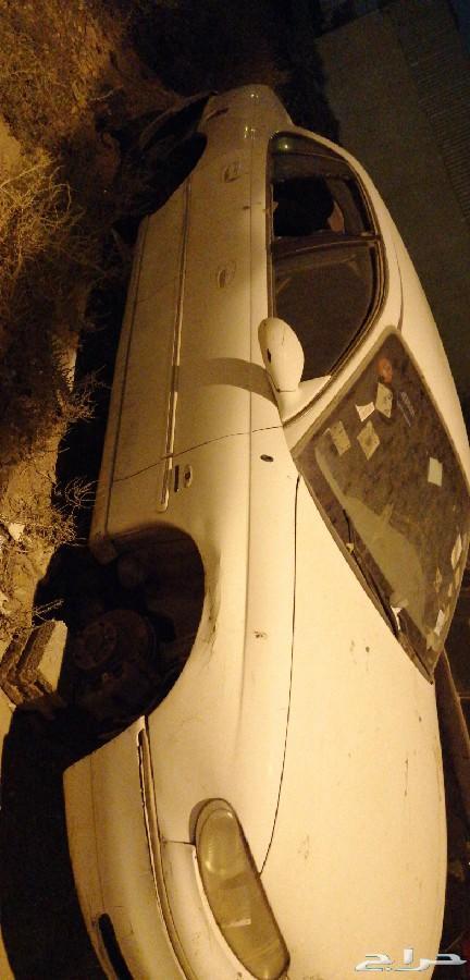كابريس 2002 تشليح