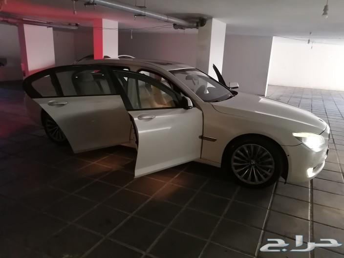 BMW750LI 2009