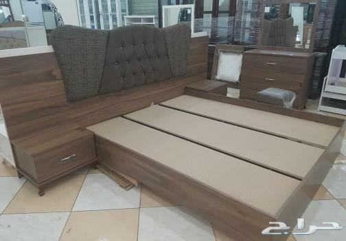 غرف نوم انيقة مع مرتبة هدية بسعر 3500 فقط