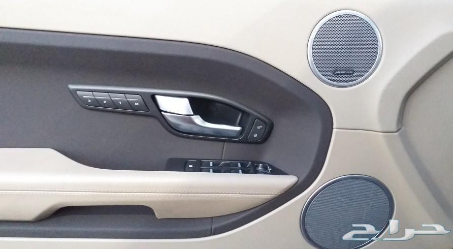 رنج روفر - إيفوك 2015 بانوراما - تم البيع -