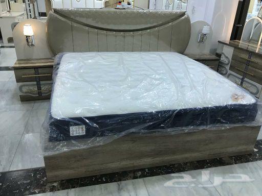 غرف نوم فخمة توصيل وتركيب