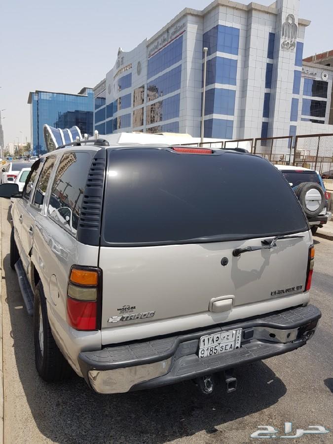 سيارة شفرليه تاهو
