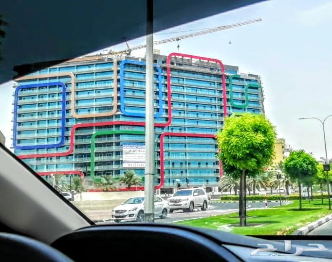 تملك شقه جاهزه في دبي