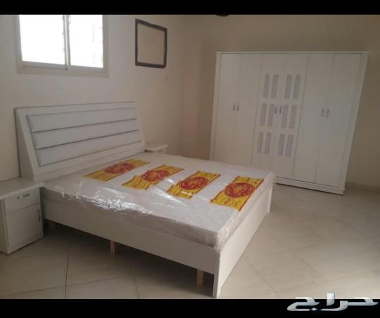 غرف نوم وطني 6قطع نفرين 1300ريال تركيب توصيل