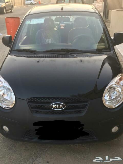 سيارة كيا بيكانتو 2010