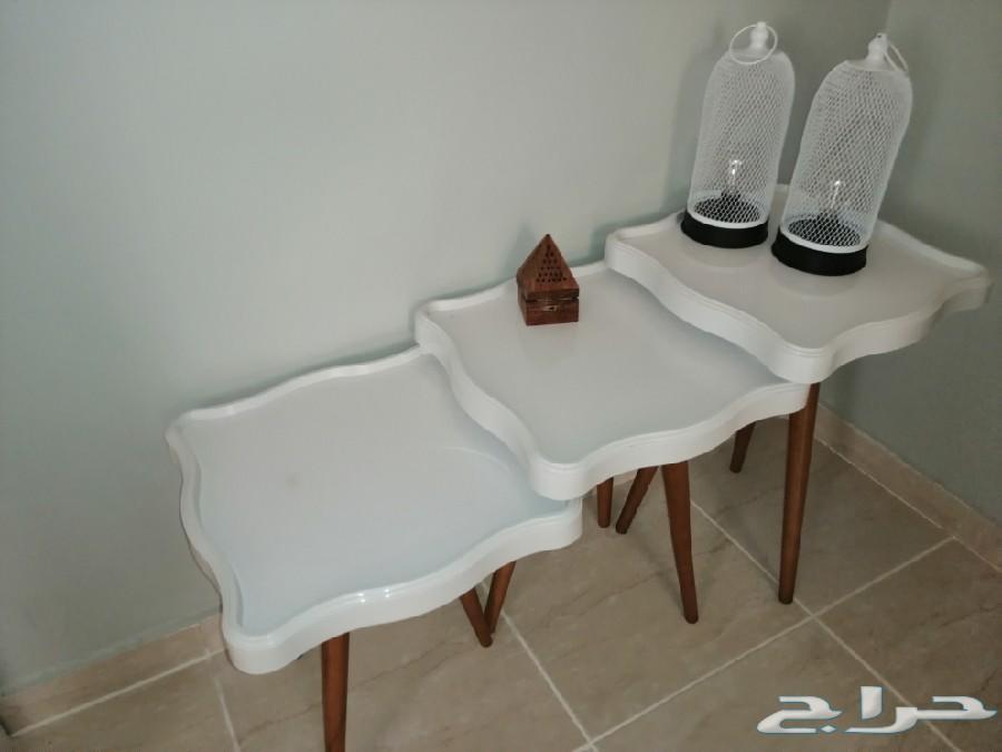 مكيف جنرال 24 وحدة - طقم طاولات