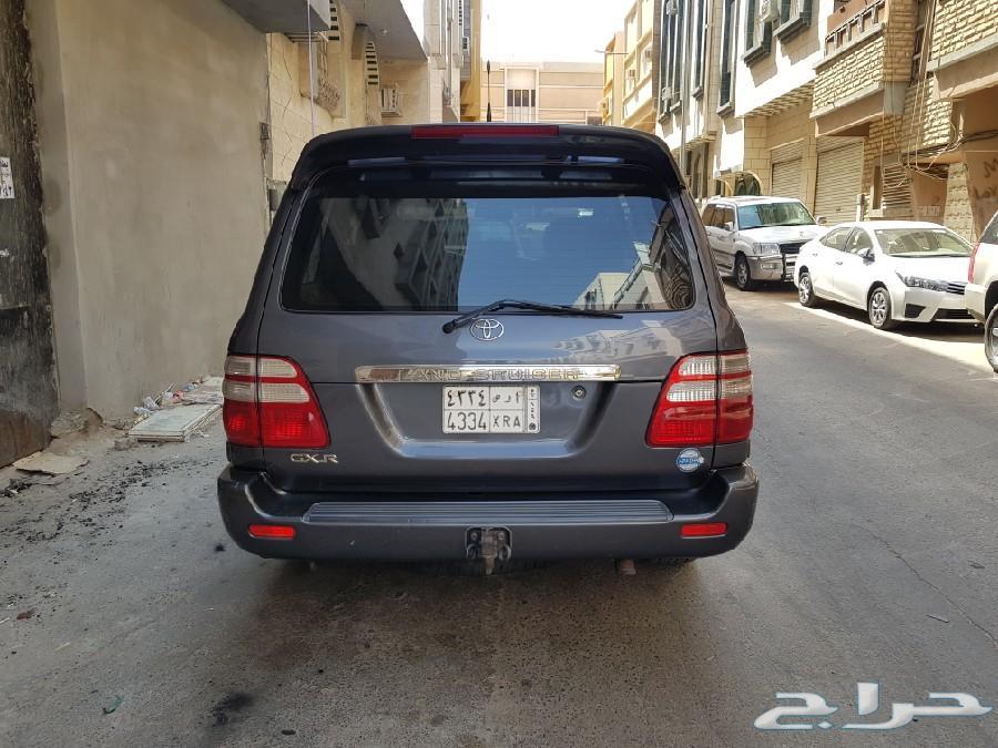 الطائف لاند كروزر2004