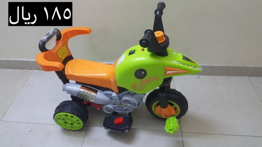 دبابات كهربائية للأطفال بأشكال متنوعة