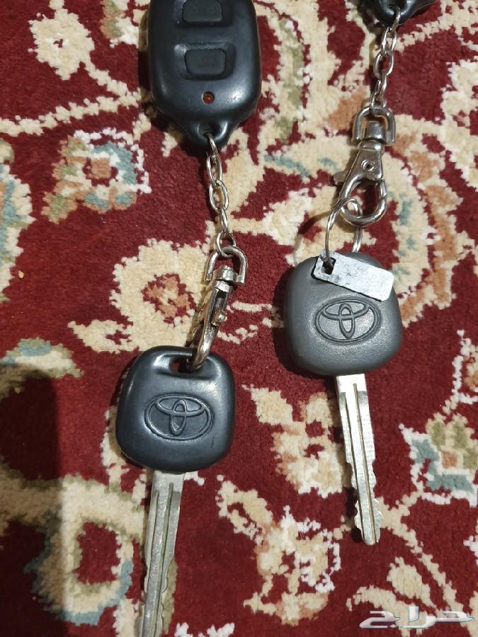 كاتلوج كامري مع مفاتيح الوكاله 2004