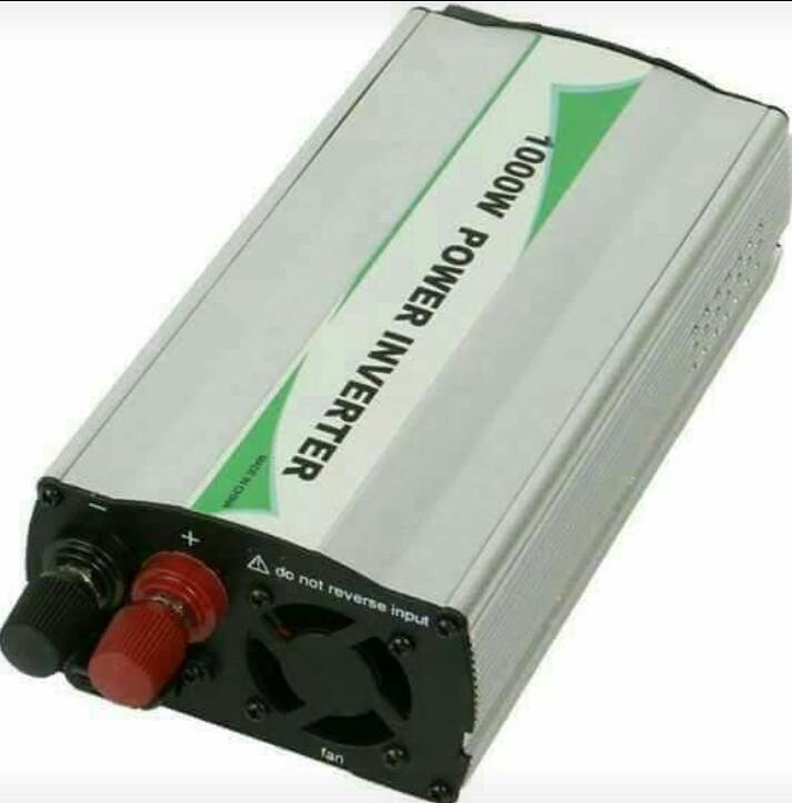 محول الطاقة من السيارة 12 فولت الى 1000 واط