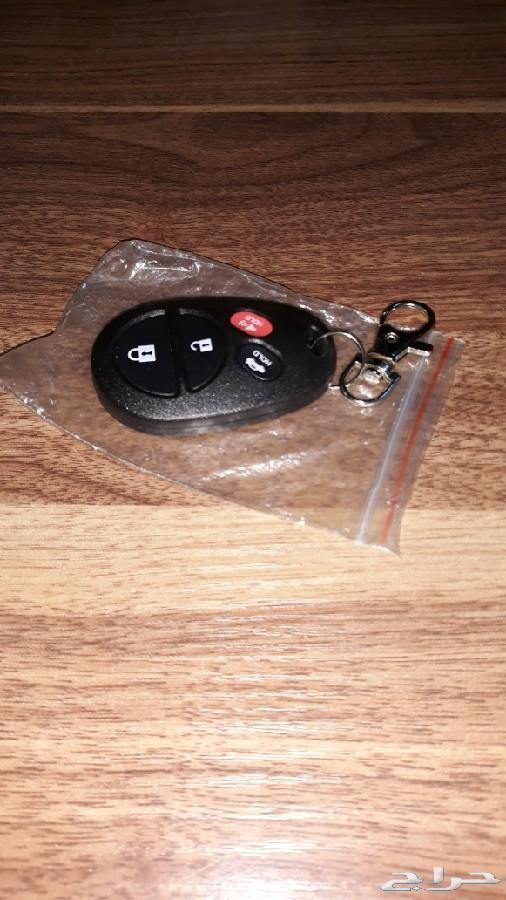 ريموت تويوتا مع جهاز الاستقبال