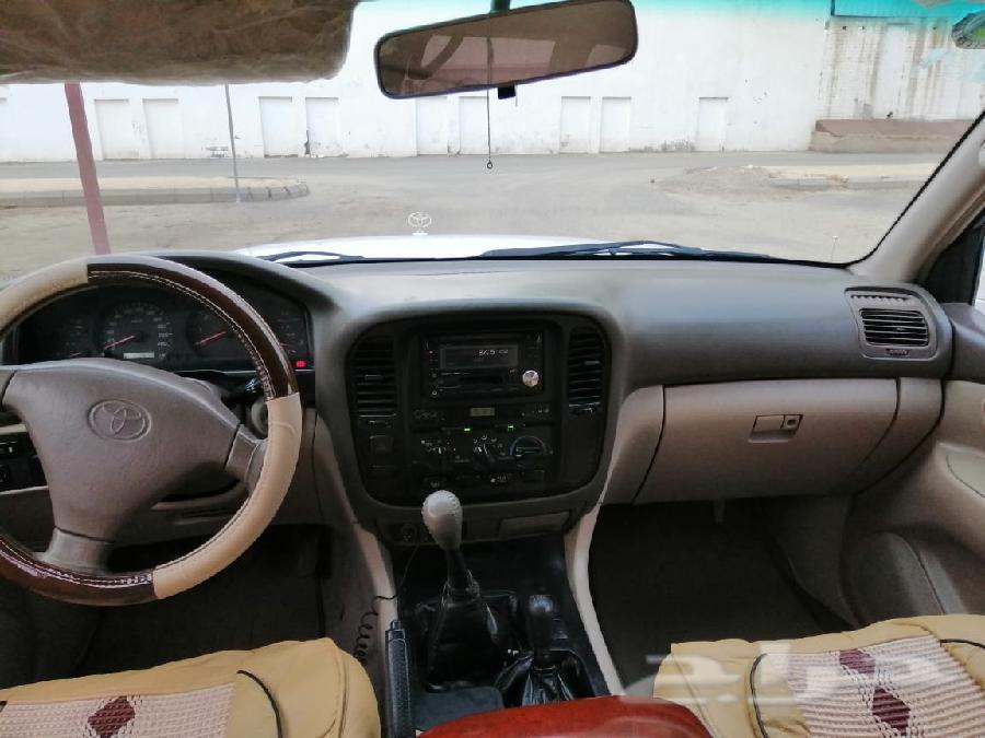 جيب جي اكس ار لاندكروزر 2001 للبيع