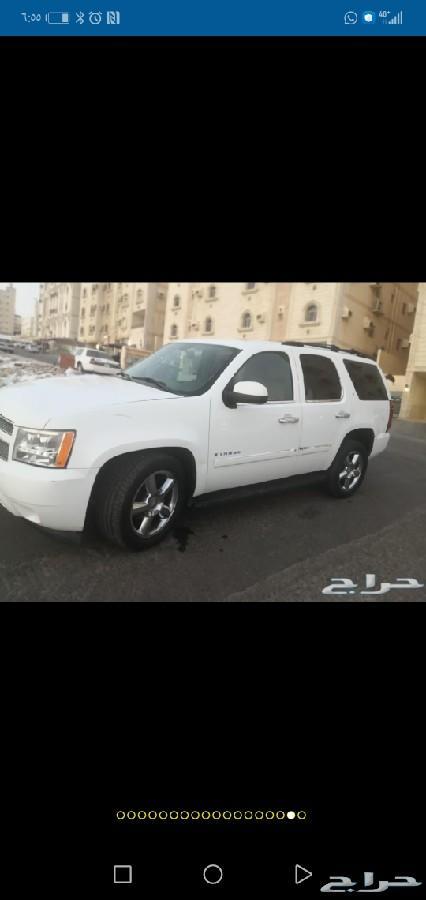 جدة - سيارة تاهو 2007 فل كامل