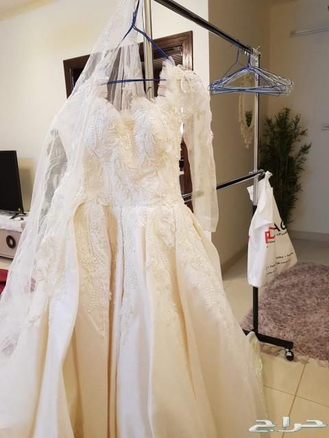 فستان عروس جديد
