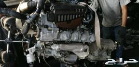 مكينة لكزس 460 مديل 2007الى2012 كرت ماشي90الف