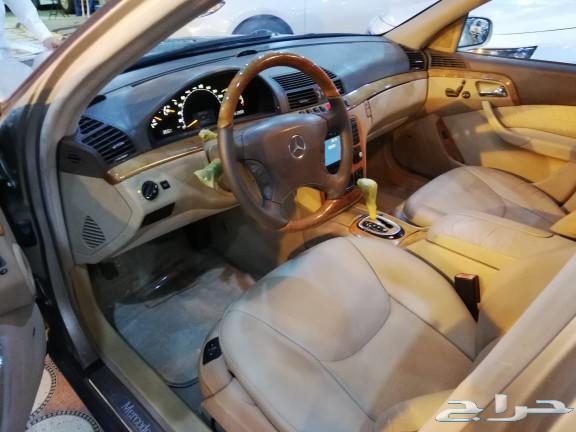 مرسيدس 320 S مديل 2002