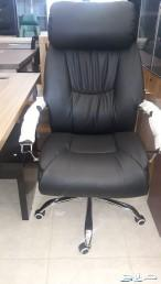 مكاتب جديدة كراسي دوار و ثابت