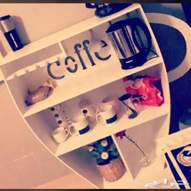 لمحبي القهوه  لعشاق القهوة ركن الكوفي على حسب