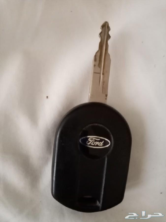 مفتاح اصلي لسيارة لكززس اي اس 2016 وفورد 2008