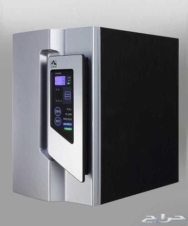 جهاز معالجة المياه المنزلي