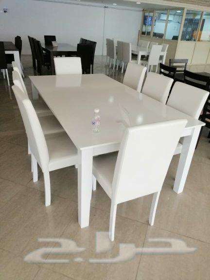 طاولات خشب ماليزي مميزة وانيقة وجودة عاليه