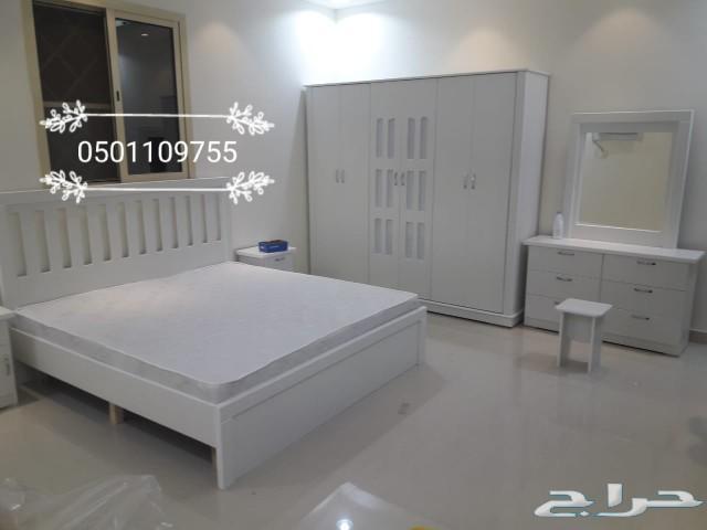 غرف نوم وطني جديد جاهزة التر كيب السعر 1300