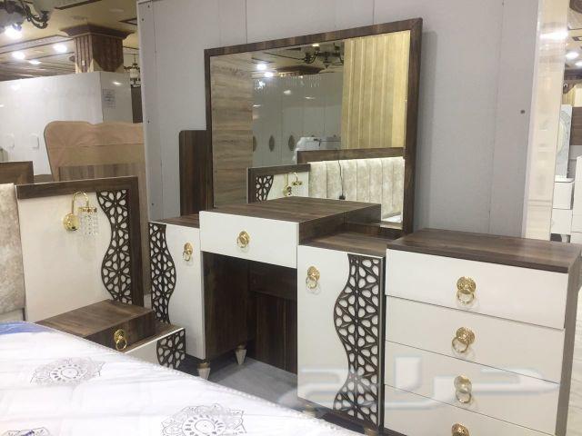 غرفة نوم هيرا التركية بسعر مخفض مع مرتبة هدية