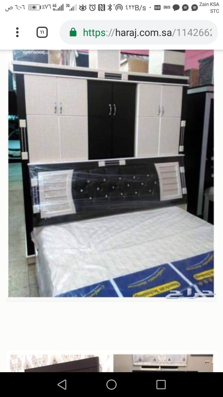 غرف نوم نفرين كلاسيك1800تركيب وتوصيل جازان