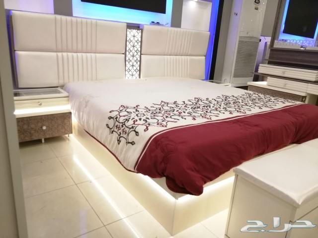 غرف نوم لعشاق الفخامة