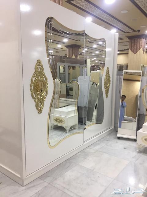 غرفة نوم تركية بتصميم أنيق وسعر مميز