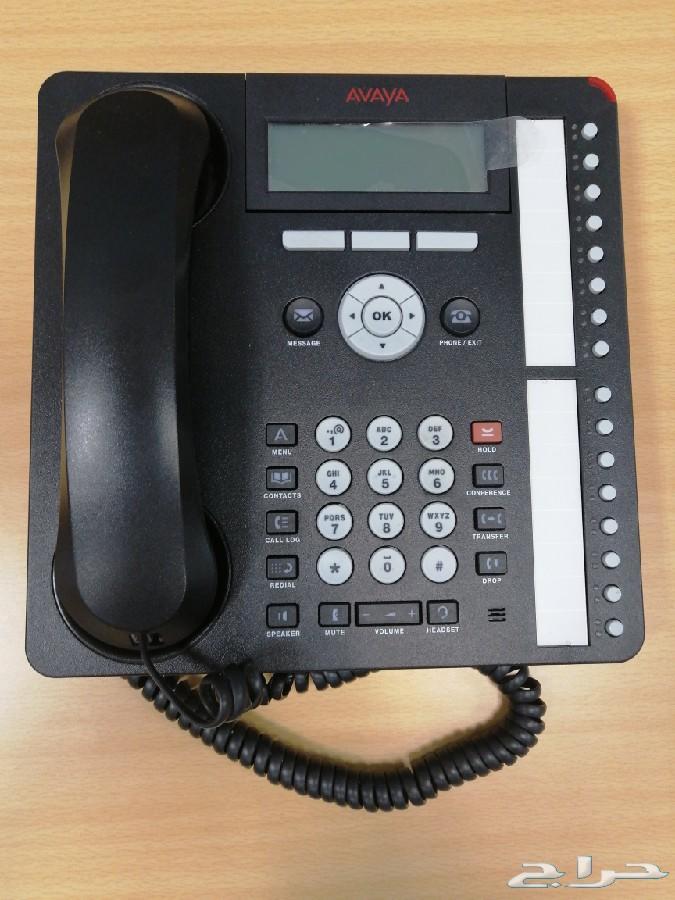 تليفون سلك مكتب أفايا Avaya