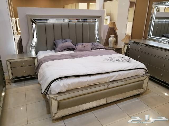 غرف نوم فخمة مع مرتبة هدية